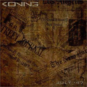 CD HOES - JULY 47 - VOORKANT