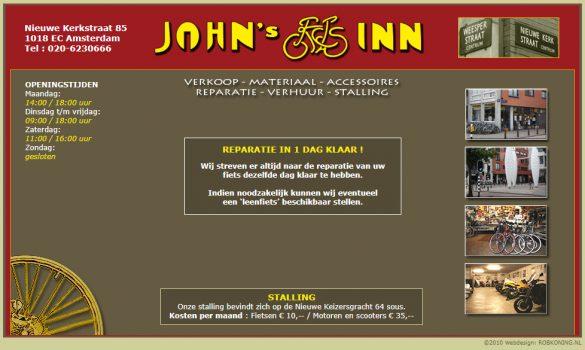 John's Fiets Inn