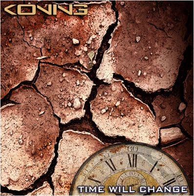 Time Will Change - voor en achterkant singlehoes